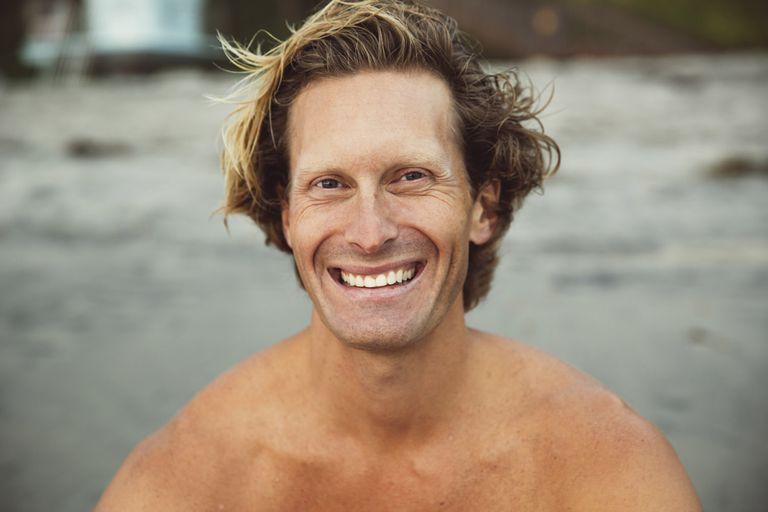 Лохматые волосы, вид прически когда мужчине за 40
