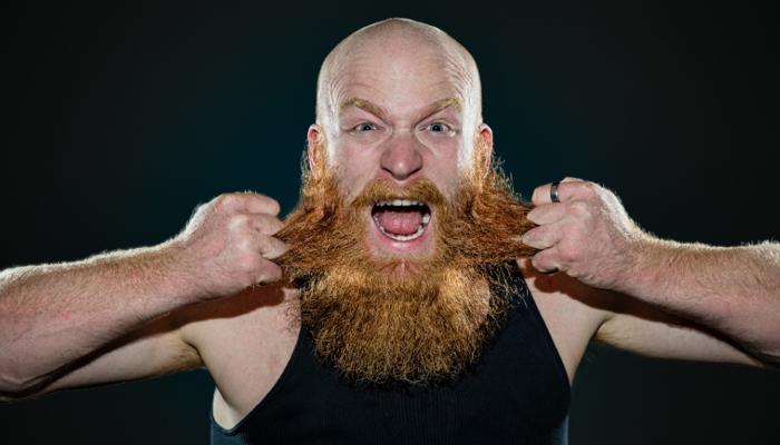 Лысые и борода