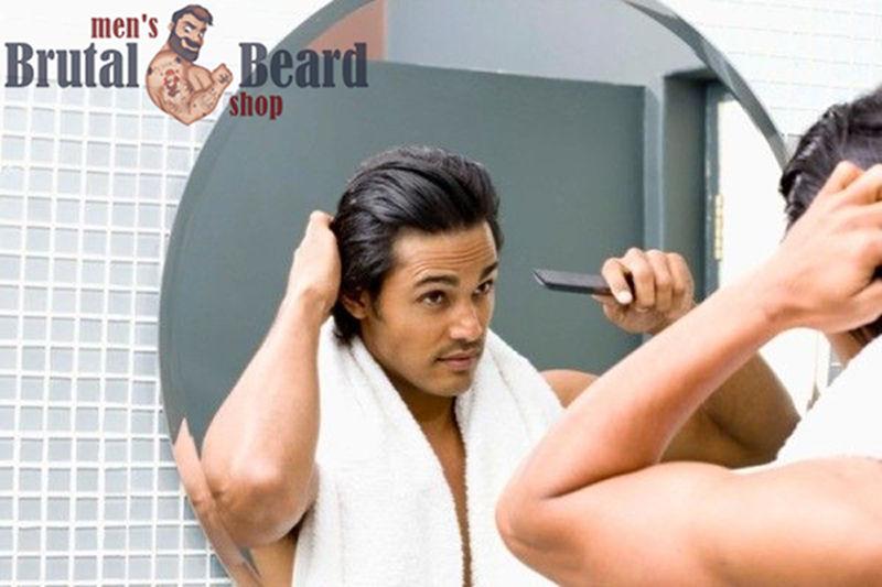 Уход за волосами мужчинам расческа